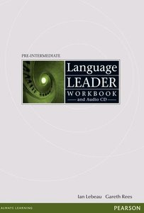 Language Leader Pre-Intermediate Workbook without Key and Audio