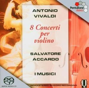 8 Concerti Per Violino
