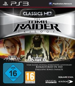Tomb Raider Trilogy (Classics HD)