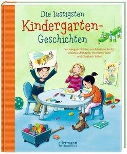 Die lustigsten Kindergarten-Geschichten