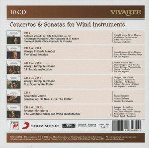 Konzerte & Sonaten für Holzblasinstrumente