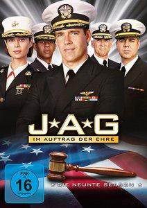 JAG: Im Auftrag der Ehre - Season 9 (5 Discs, Multibox)