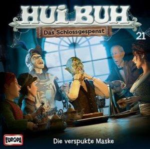 Hui Buh Neue Welt 21: Die verspukte Maske