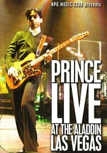 Live At The Aladdin-Las Vegas