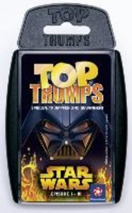 Star Wars I-III Top Trumps
