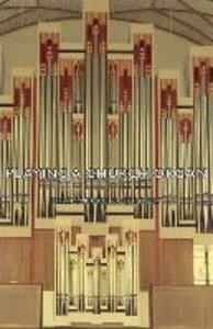 Playing a Church Organ