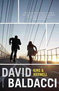 King & Maxwell / druk 1
