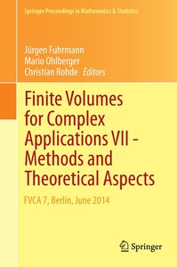 Finite Volumes for Complex Applications VII-Methods and Theoreti