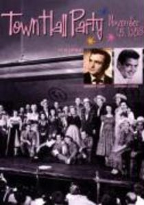 At Town Hall Party-November 15,1958