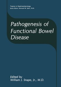 Pathogenesis of Functional Bowel Disease