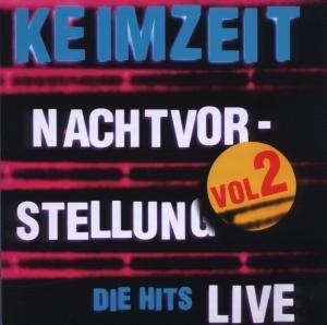 Nachtvorstellung-Die Hits Live Vol.2