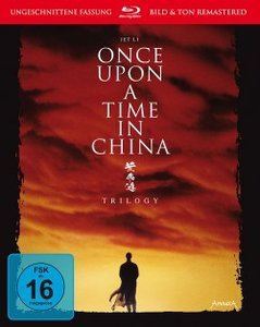Once Upon A Time In China-Trilogy