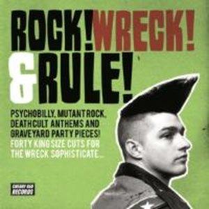 Psychobilly,Mutant Rock,Deathcult Anthems...