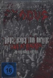 Shovel Headed Tour Machine-Live At Wacken And Othe