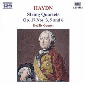 Streichquartett.op.17,Nr.3,5+6