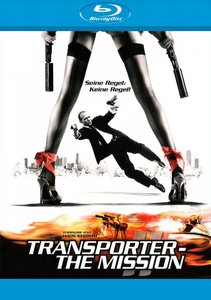 Transporter-The Mission (Blu-ray)