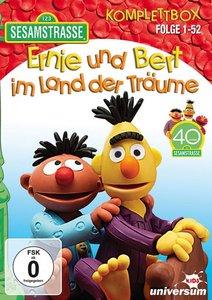 Sesamstraße - Ernie und Bert im Land der Träume Komplettbox