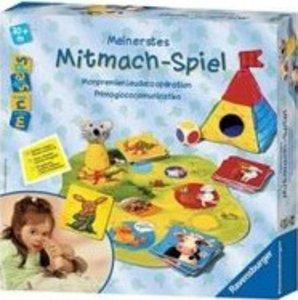 Ravensburger ministeps 04621 - Mein erstes Mitmach Spiel