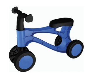 Simm 07168 - My first Scooter, circa 48 cm, blau