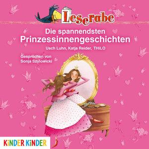 Leseraben - Die spannendsten Prinzessinnengeschichten