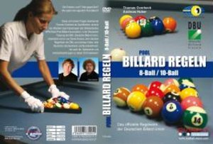 Pool Billard Regeln 8-Ball / 10 Ball