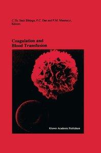 Coagulation and Blood Transfusion