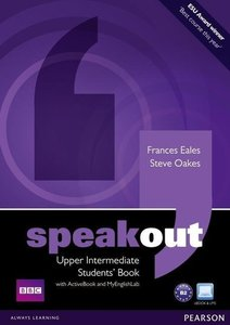 Speakout Upper Intermediate. Students' Book (with DVD / Active B