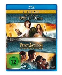 Percy Jackson 1 + 2