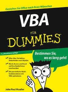 Mueller, J: VBA für Dummies