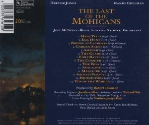 Der letzte Mohikaner (OT: Last