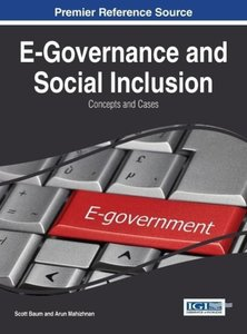 E-Governance and Social Inclusion: Concepts and Cases