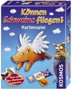 Kosmos 741563 - Können Schweine fliegen? Kartensp.
