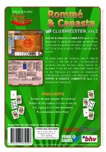 Romme und Canasta Clubmeister XXL2