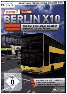 OMSI 1&2 - Berlin X10