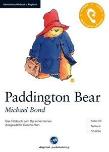 Paddington Bear - Interaktives Hörbuch Englisch
