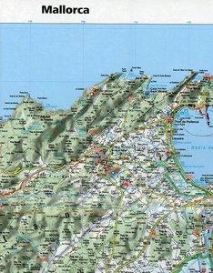 KuF Mallorca, Palma de Mallorca Outdoorkarte 1 : 80.000