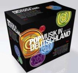 Popmusik in Deutschland 1950 bis 2010-8CDs