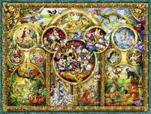 Die schönsten Disney Themen. Puzzle 1000 Teile
