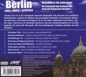 Berlin Sehen-Hören-Entdecken
