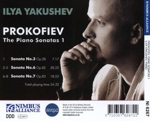 The Piano Sonatas Vol. 1
