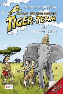 Ein Fall für dich und das Tiger-Team 10. Die Monster-Safari