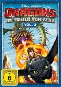 Dragons - Die Reiter von Berk Vol. 03