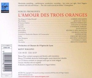 Amour Des Trois Oranges