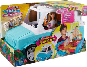 Barbie Hundesuche Hunde-Mobil