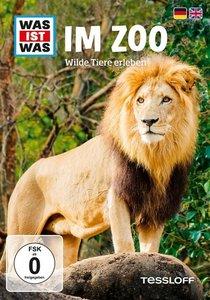 Was ist was DVD: Im Zoo. Wilde Tiere erleben