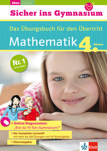 Sicher ins Gymnasium Mathematik 4. Klasse