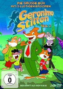 Geronimo Stilton - Die große Box - Teil 2