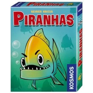 Kosmos 740245 -Piranhas, Kartenspiel
