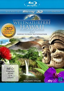 Weltnaturerbe - Hawaii 3D - Hawaii Vulkan-Nationalpark