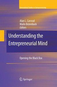 Understanding the Entrepreneurial Mind